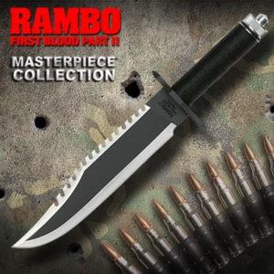 Rambo II kniv